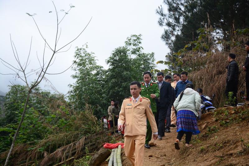 Xót xa hoàn cảnh cả gia đình va chạm với xe khách tử vong ở Sơn La