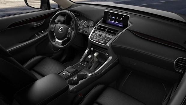 Lexus NX 300 2020 giá hơn 2,5 tỷ đồng có gì hay4