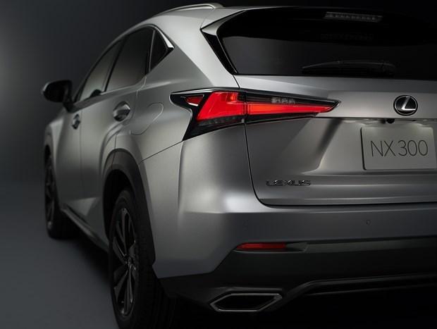 Lexus NX 300 2020 giá hơn 2,5 tỷ đồng có gì hay3