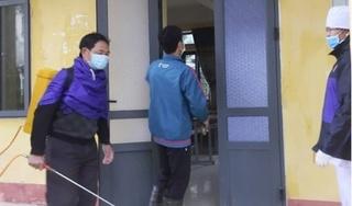 Cách ly tại nhà nhiều học sinh ở Vĩnh Phúc có biểu hiện ho, sốt