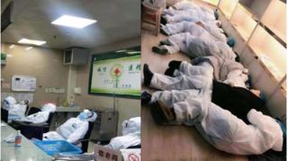 Khoảng 500 nhân viên y tế tại Vũ Hán nhiễm virus corona từ bệnh nhân