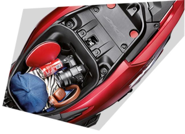 Honda gây 'sốt' với mẫu xe tay ga giá siêu rẻ 19,56 triệu đồng5