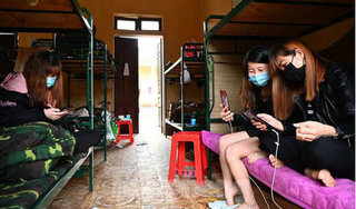 Người phụ nữ bỏ trốn đã trở về khu cách ly ở Lạng Sơn