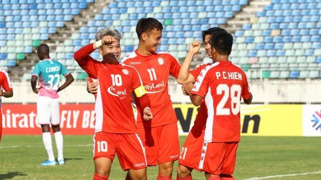 CLB TP HCM mất trụ cột ở lượt trận thứ hai ở AFC Cup