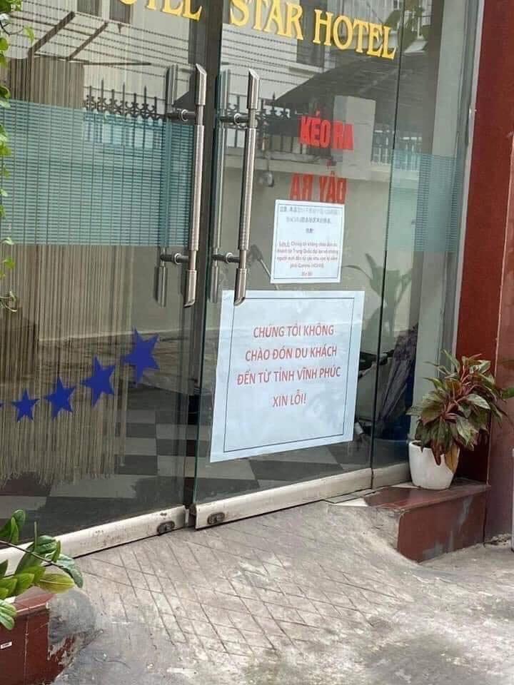 Vĩnh Phúc: Thành lập 8 chốt ở 'tâm dịch' corona