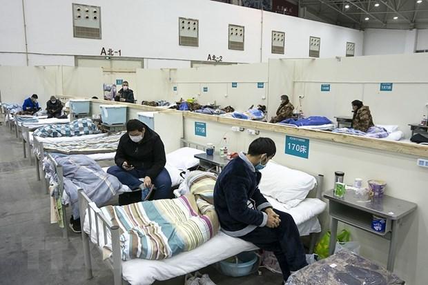 Thêm 242 người chết do virus corona cao gấp 7 lần ngày trước đó
