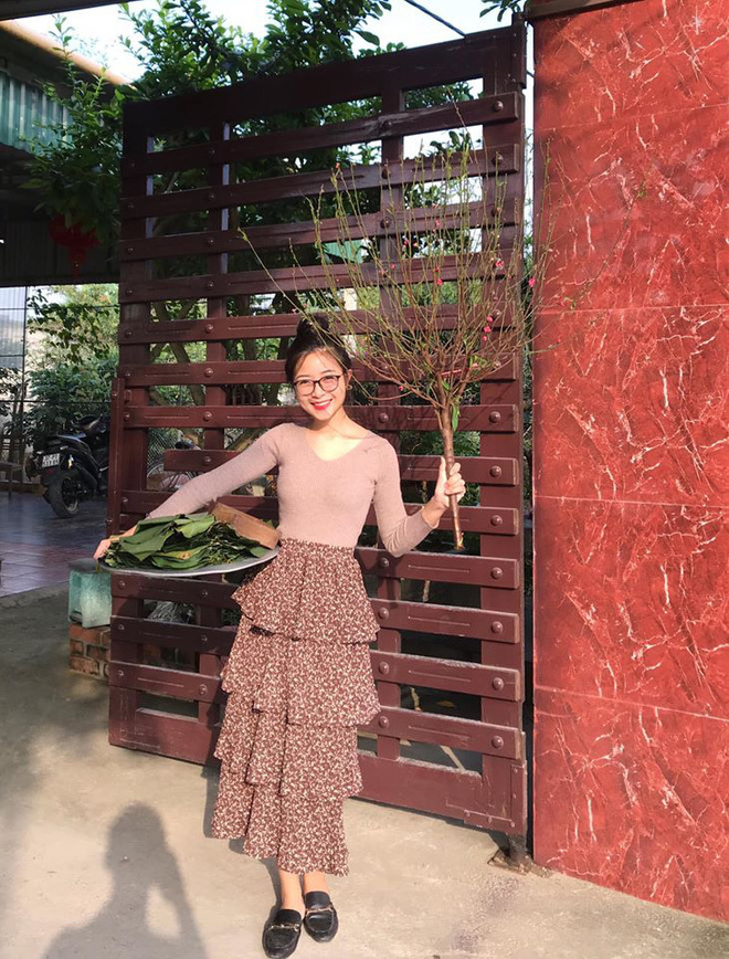 Sau đám cưới, vợ hot girl của Văn Đức liên tục khoe cơm canh ngon ngọt3