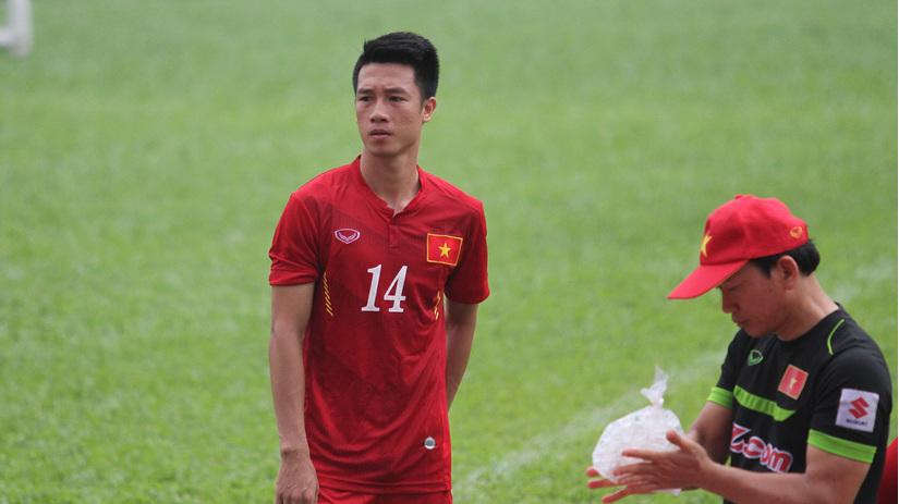 Đội tuyển Việt Nam tiếp tục mất trụ cột ở trận làm khách của Malaysia