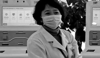 Nữ bác sĩ qua đời sau 18 ngày liên tiếp chống dịch corona