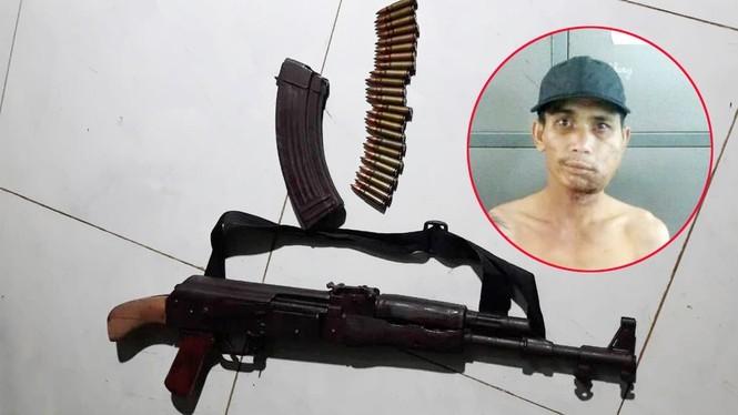 Kẻ dùng súng AK sát hại người yêu liên tục tìm cách tự tử