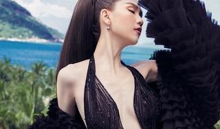 Ngọc Trinh ma mị biến ảo trong bộ thời trang gợi cảm