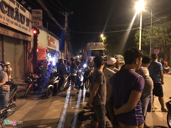 Cảnh sát phong tỏa khu vực Hóc Môn, Tuấn 'khỉ' đã bị tiêu diệt