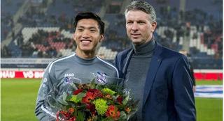 HLV Heerenveen bị yêu cầu từ chức vì không dùng Đoàn Văn Hậu