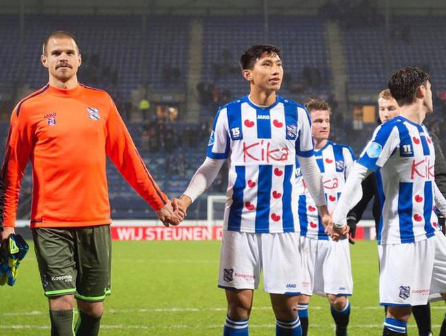 Đoàn Văn Hậu được CLB Heerenveen gợi ý ở lại thêm một năm
