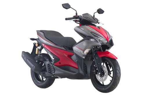 Xe ga mới của Yamaha giá 56,5 triệu đồng có gì thu hút