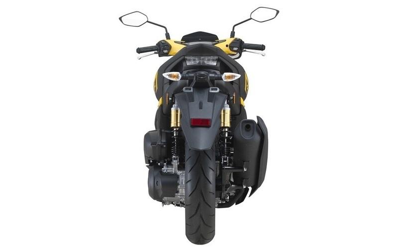 Xe ga mới của Yamaha giá 56,5 triệu đồng có gì thu hút3