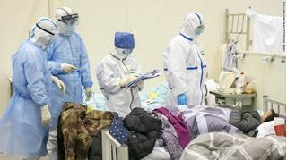 Dịch corona: TQ liêu xiêu trước khủng hoảng mới vì hàng trăm y bác sĩ nhiễm bệnh