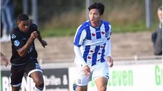 Chủ tịch danh dự của Heerenveen 'khó hiểu' khi đội bóng chiêu mộ Văn Hậu