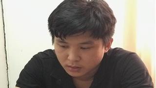 Thanh niên bị bắt tại trận khi dùng ảnh 'nóng' tống tiền người yêu