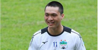 Tuấn Anh gặp chấn thương khiến fan HAGL lo lắng