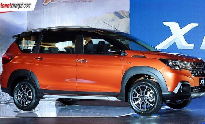 Suzuki XL7 giá từ 390 triệu đồng, diện mạo mạnh mẽ và cá tính2