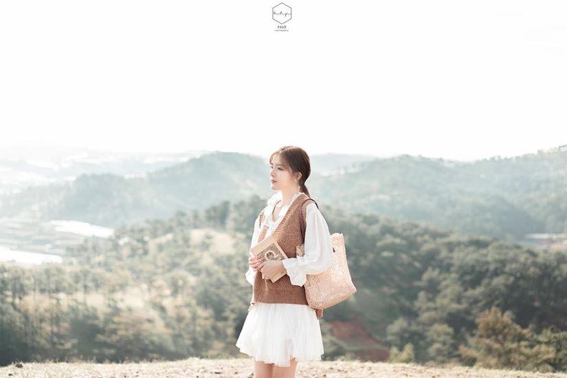 Lilly Luta khoe vẻ đẹp trong trẻo, đốn tim fan trong bộ ảnh mới5