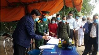 Bộ Y tế điều 2 tổ công tác đặc biệt trực 24/24 ở Bình Xuyên