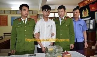 Bắt thanh niên mang 12 bánh heroin từ Kon Tum ra Ninh Bình tiêu thụ