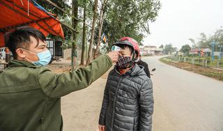 Bình Xuyên - Vĩnh Phúc: 315 người xã Sơn Lôi vắng mặt trước khi cách ly