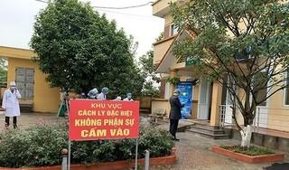 Thông tin mới nhất về sức khỏe 7 người nhiễm Covid-19 ở Vĩnh Phúc