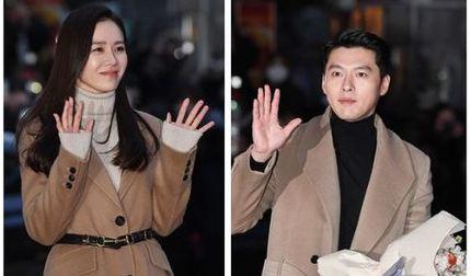 'Hạ cánh nơi anh' kết thúc, Seo Ye Jin và Hyun Bin diện áo đôi ngầm công khai tình cảm