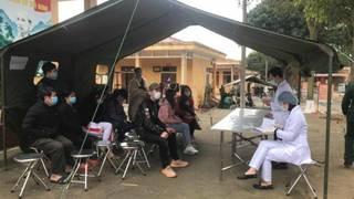 120 người đầu tiên được rời khỏi khu cách ly tại Lạng Sơn
