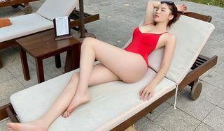 Hoa hậu Kỳ Duyên mặc bikini được mọi người khen
