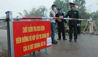 Hai vợ chồng phải cách ly ở Nam Định: Không có chuyện bị kỳ thị
