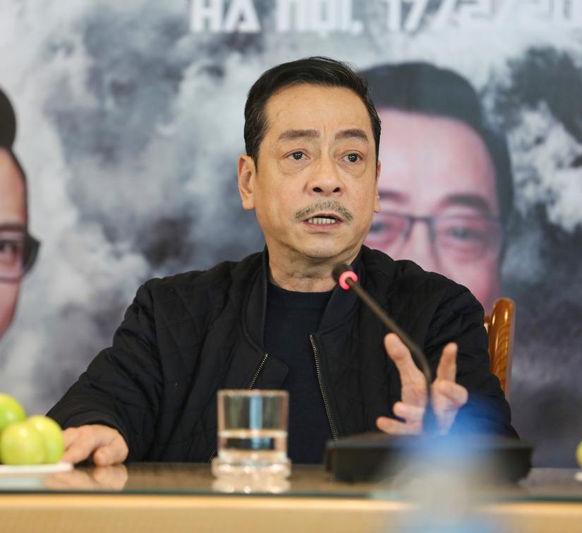 """Phim """"Sinh tử"""": Nhà báo Hoàng Ngân - Thanh Hương nói gì khi bị chê? 3"""