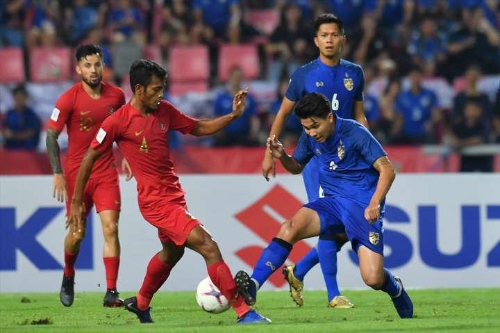 Báo chí Thái Lan lo lắng cho đội nhà trước trận gặp Indonesia