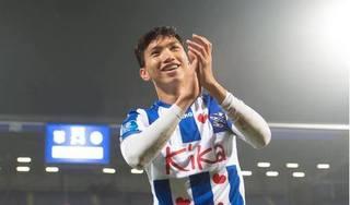 Văn Hậu tỏa sáng, Jong Heerenveen sáng cửa lên ngôi vô địch