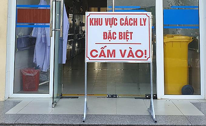 Có người thân đi từ vùng dịch về,  cả gia đình 6 người ở Nghệ An bị cách ly