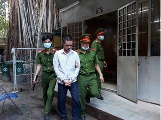 Kẻ giết tài xế GrabBike cướp tài sản ở Bình Chánh lĩnh án tử hình