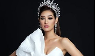 Hoa hậu Khánh Vân xuất hiện trong bộ ảnh thời trang đầu tiên nhiệm kỳ