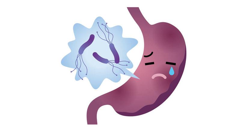 viêm dạ dày ruột nguyên nhân