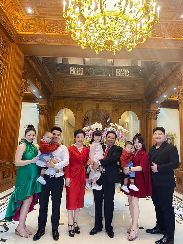 Cô dâu 200 cây vàng ở Nam Định đã sinh con9
