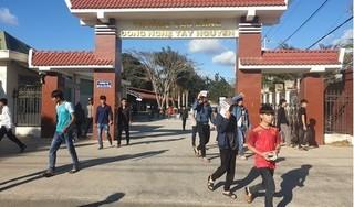 Nhiều trường ở Đắk Lắk vẫn tổ chức học tập