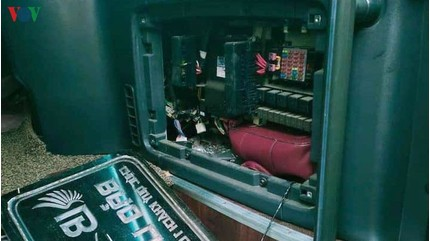 Vụ khách để quên 700 triệu trên xe giường nằm: Tạm giữ khẩn cấp tài xế