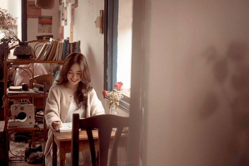 Nữ sinh Bắc Ninh gây thương nhớ với vẻ đẹp trong trẻo5