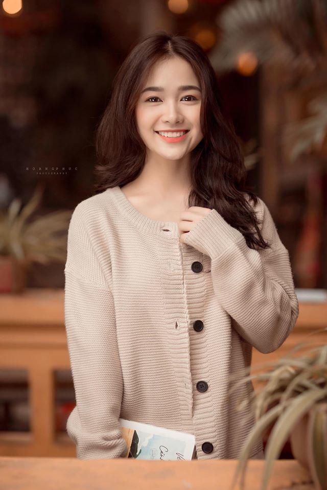 Nữ sinh Bắc Ninh gây thương nhớ với vẻ đẹp trong trẻo3