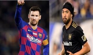 Lee Nguyễn có cơ hội so tài cùng tiền đạo Messi