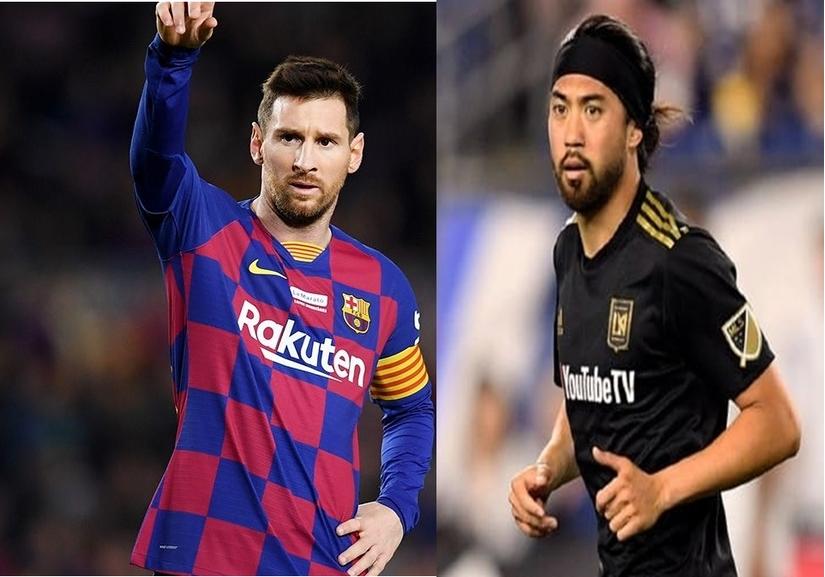 Lee Nguyễn có cơ hội so tài cùng siêu tiền đạo Messi