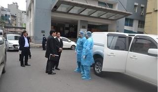 Hà Nội cử 3 cán bộ y tế đến Vĩnh Phúc hỗ trợ chống dịch Covid-19