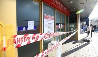 Số ca nhiễm virus Covid-19 tại Hàn Quốc tăng đột biến